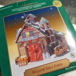 Santa's Workbench Collection Victorian Series Farm